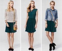 1 piece/ 3 looks #dress