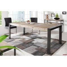 Stół rozkładany Industrial 160-210cm (Z35755)
