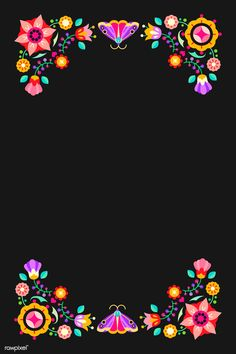 phone wall paper boho Flower and i - phonewallpaper Mexican Birthday, Mexican Party, Mexican Invitations, Theme Background, Aztec Background, Background Designs, Background Patterns, Graduation Decorations, Arte Popular