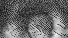 """HELLBLOG: NASA decifra """"código morse"""" em dunas de Marte"""