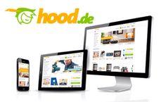 Dein Onlinemarktplatz Hood.de ab sofort im frischen Look und voll responsive! Jetzt macht es auch mit Smartphone und Tablet Spaß.  Gleich mal mobil reinshoppen: https://www.hood.de/