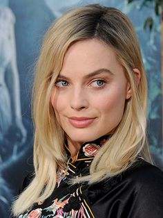 """Photo Credit: FameFlynet Pictures Margot Robbie looked very sexy at the premiere for the latest summer blockbuster film """"The Legend Of Tarzan"""" held yesterday at The TCL Chinese Theatre … Actriz Margot Robbie, Margot Elise Robbie, Margo Robbie, Russian Beauty, Crop Top Bikini, Hat Hairstyles, Summer Beauty, Lily Collins, Gal Gadot"""
