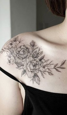 60 Tatuagens Femininas no ombro | #tatuagensfemininas