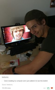Sprouse brothers are my favorite