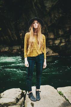 """""""Conjuntos con Jeans/Calsas"""" ~~Rosario Contreras~~"""