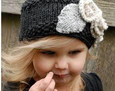 Knitting PATTERN-The Jordynn Warmer Toddler by Thevelvetacorn