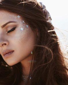 Inspiração de maquiagens para festas temáticas, carnaval, eventos, festas fantasias. thaislinhares.com | @thaislinhars