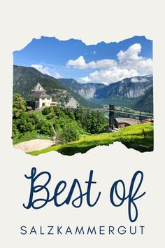 Hallstatt, Reisen In Europa, Most Beautiful Pictures, In The Heights, Travel Inspiration, Cool Photos, Road Trip, To Go, Wanderlust