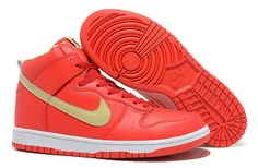 Original NFL 49 ers Team Red Nike Dunk Shoes On Sale
