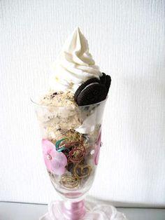 Cookie & Cream ハーゲンダッツ風♡クッキー&クリーム