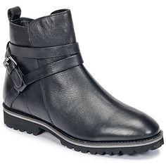 0fbbacbf9e297a Dames Enkellaarzen - grote keus aan Enkellaarzen / Low boots - Gratis  levering. Schoenen Dames Laarzen Salamander TINA Zwart