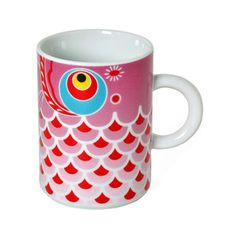 Koi Mug (also in blue!) fr Fab.com $9.25 Here's an invite to join: http://fab.com/10te3c