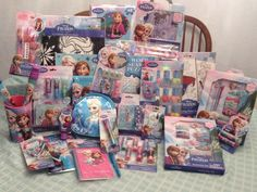 Frozen Toys, Bubble Wands, Stocking Tree, Stationary Set, Mermaid Blanket, Craft Stick Crafts, Craft Ideas, Easter Crafts For Kids, Snow Queen