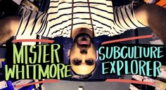 Mister Whitmore: Subculture Explorer – Sneaker Collectors [VIDEO]   MMXLII