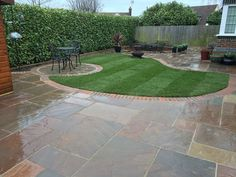 Landscaping project in Ashtead, Surrey by the Ayegardening Team