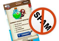 Chặn thông báo chơi Game Pirate Kings trên Facebook