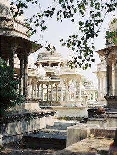 ahar cenotaphs, udaipur, india | travel destinations in south asia