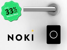 Noki: The smart doorlock for Europe project.  Noki is the first smart doorlock for Europe. It opens your door when you come home and locks it when you leave.  Kickstarter