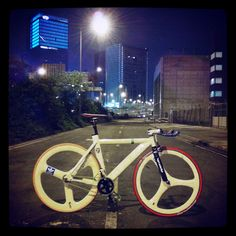 #fixie #bicycle #fixed gear
