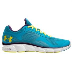 7a8ea7bdff83 Under Armour® Micro G® Skulpt Running Shoe r so comfortable even when you  work hours a day. Mine are grey and lime green )