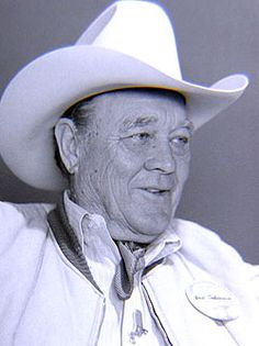 Ben Johnson - 1987 Western Film Festival - Knoxville, TN