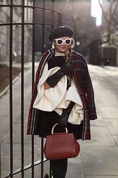 mix & match // otk boots and plaid Outfits Otoño, Classy Outfits, Fall Winter Outfits, Autumn Winter Fashion, Outfit Stile, Snow Outfit, Fashion Sites, Casual Look, Colorful Fashion