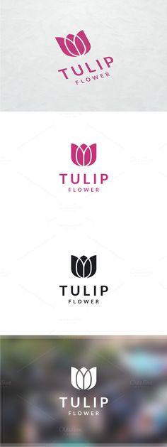 Tulip Logo. Logo Templates. $29.00
