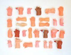 Lisa Congdon - babies hands