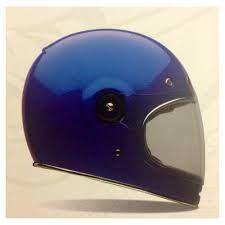 bell bullitt helmet - retro blue flake