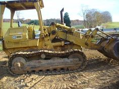 Used Cat Heavy Equipment.Either  Caterpillar 951C,955Lor 977L