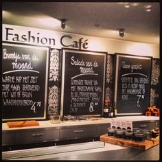 Kom onze februari specials proeven in ons Fashion Cafe in de Modemall!    www.zoomers.nl