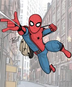Swinging to School by pencilHeadno7.deviantart.com on @DeviantArt