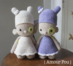 { Amour Fou | Crochet }: Bertine