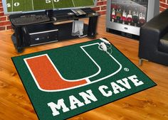 University of Miami Man Cave All-Star