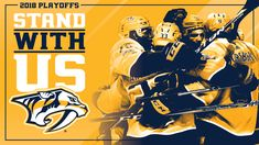 Preds Clinch Stanley Cup Playoff Berth