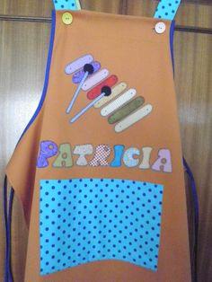 Con xilófono para Patricia