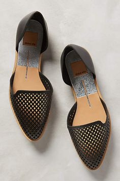 Dolce Vita Laynie D'Orsay Flats - anthropologie.com #anthrofave #anthropologie