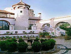 Cazalla de la Sierra - Palacio de San Benito - Feels somewhat isolated in the best way possible. Stunning location and stunning views Sierra, Andalucia, Stunning View, Past, Feels, Mansions, Future, House Styles, Travel