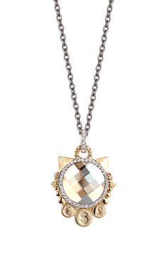 stephen webster: seven deadly sins.. GREED pendant
