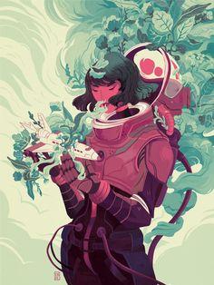 """Botanica"" by Natalie Dombois"