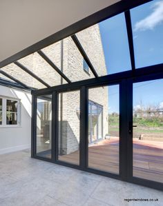 Windows, Doors and Conservatories in Cheltenham Modern Conservatory, Conservatory Kitchen, Garden Room Extensions, House Extensions, House Extension Design, House Design, Open Plan Kitchen Living Room, Patio Interior, Marquise