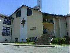 Švošov - kostol Sedembolestnej Panny Márie