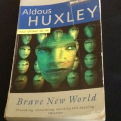 Recommended by my brother, strange but a good read.