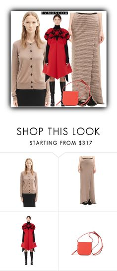 """""""17 SVMoscow"""" by fatimka-becirovic ❤ liked on Polyvore featuring Maison Margiela and Junya Watanabe"""