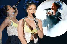 Abagande bakomeje kuvugishwa cyane mu myiteguro ya Rihanna iwabo