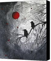 The Overseers By Madart Painting by Megan Duncanson - The Overseers By Madart Fine Art Prints and Posters for Sale
