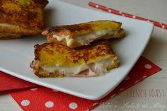 French toast salati di Dolce e Salato di Miky