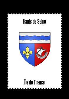 France • Île de France • Hauts de Seine
