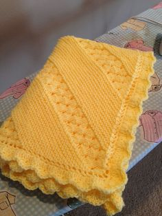 Crochet Baby Blanket Ravelry: Project Gallery for Treasured Heirloom Baby Blanket pattern by Lion Brand Yarn - Baby Afghan Crochet, Crochet Blanket Patterns, Knit Or Crochet, Baby Knitting Patterns, Knitting Stitches, Free Knitting, Baby Afghans, Baby Blanket Knitting Pattern Free, Crochet Lion