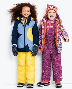 Insulated Winter Overalls | Girls Outwear Sale